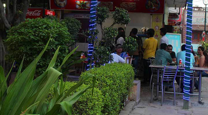 Best Eat out place In delhi
