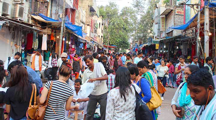 Where to shop in Delhi