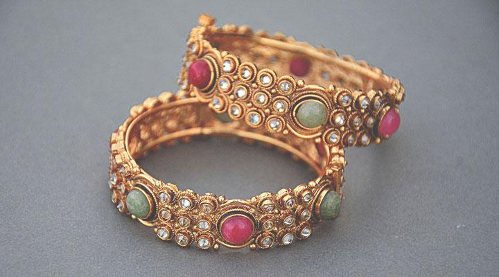 Vintage Jewellery India