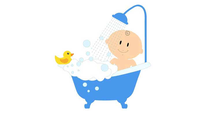 baby bath tub for newborn baby