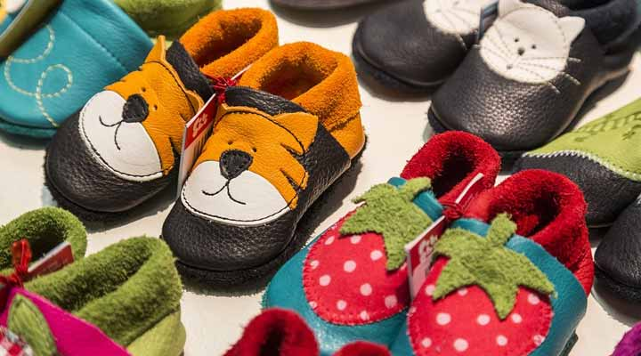 Dont buy too many shoes for your newborn baby