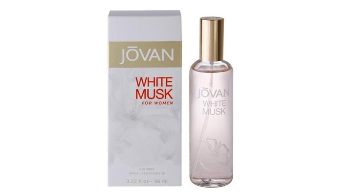 white musk perfume for women