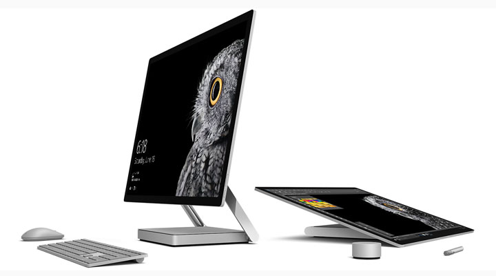 What to buy iMac or Microsoft Surface Studio