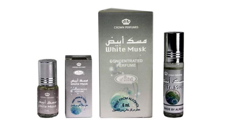 Original musk oil perfume