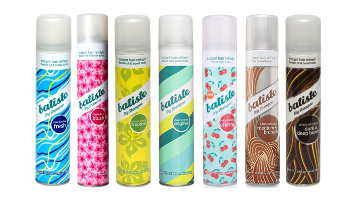 Best dry shampoos for filthy hair