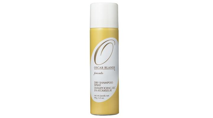Perfect dry shampoo
