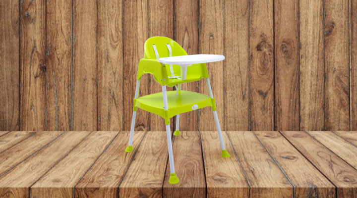 Cherry Berry High Chair Review