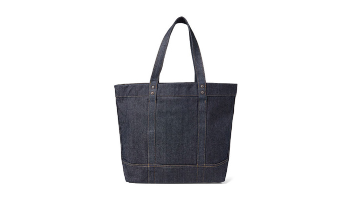 HIY Denim laptop totes
