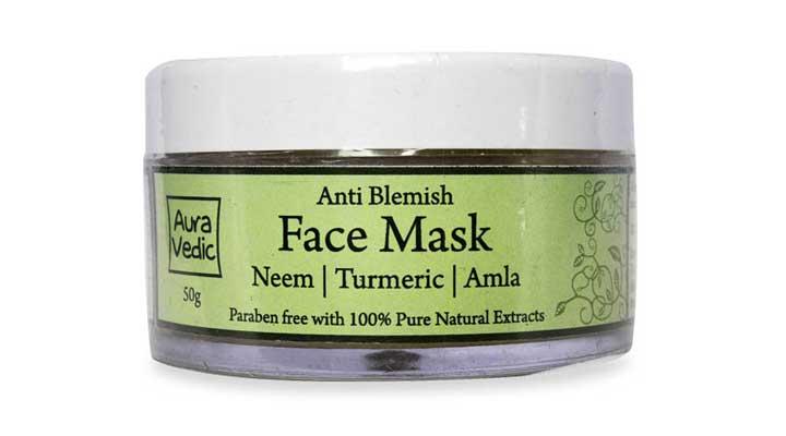 best Anti Blemish Face Mask