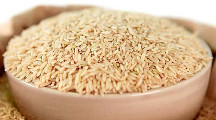 brown rice for healthy diet
