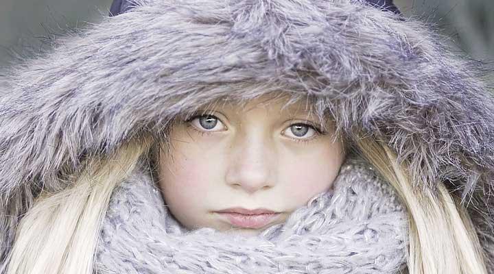 Scandinavian beautiful eyes