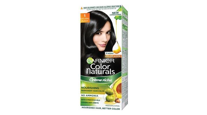best black hair color for grey hair