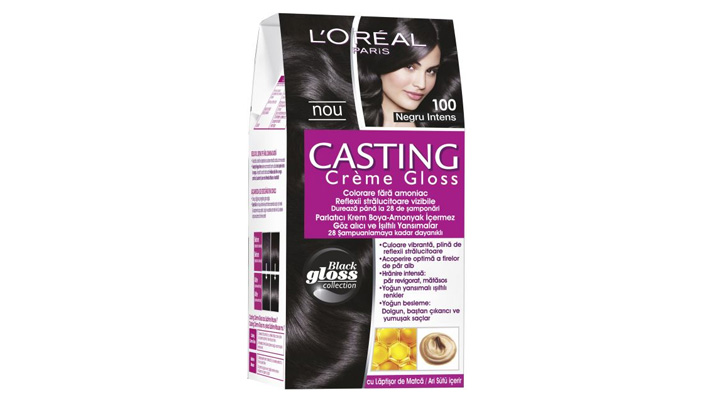 best hair dye black color