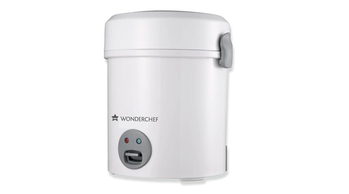best electric rice cooker Wonderchef Mini rice cooker