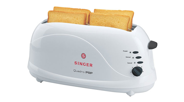 best toaster india