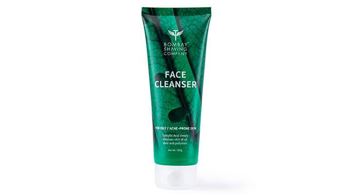 best oil control face wash for men