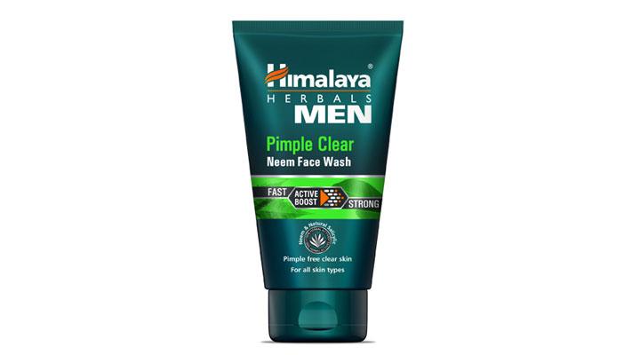best pimple face wash