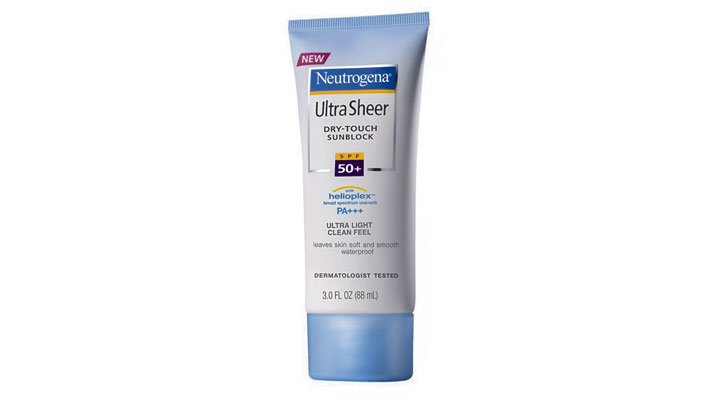 top rated sunscreen