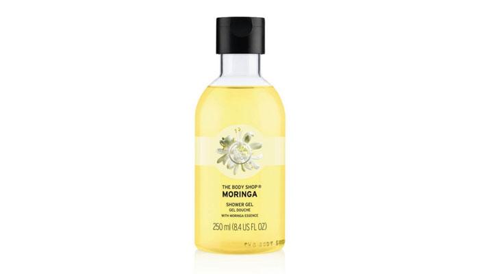 best shower gel by body shop