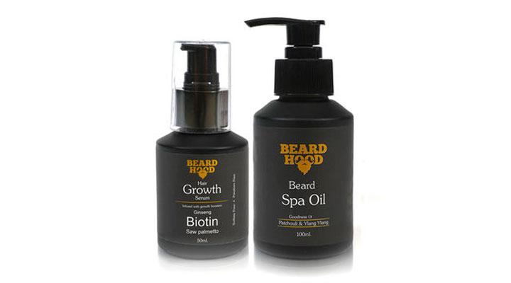 skincare essentials for the groom