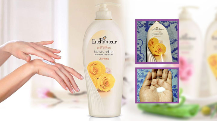 Enchanteur Charming Hand and Body Lotion Review