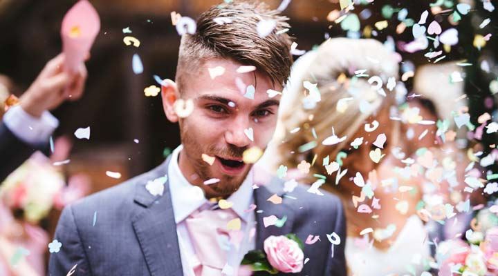 skincare essentials for the groom