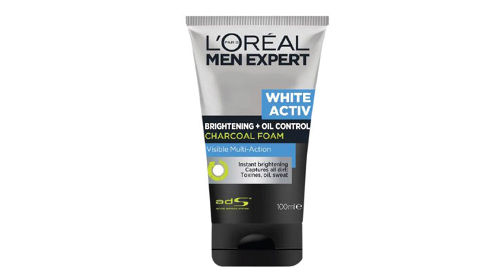 best charcoal beauty product for men