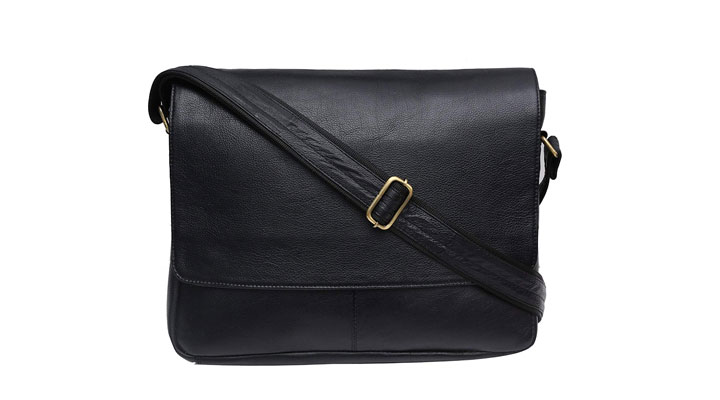 best of leather messenger bag 2019
