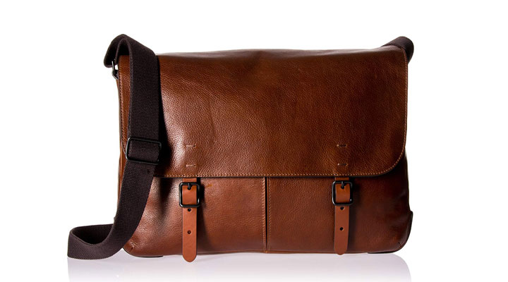 premium office messenger bag for men