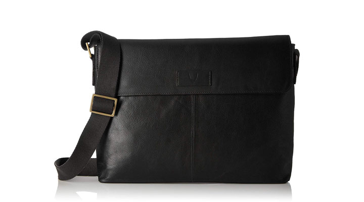 best leather messenger bag for men