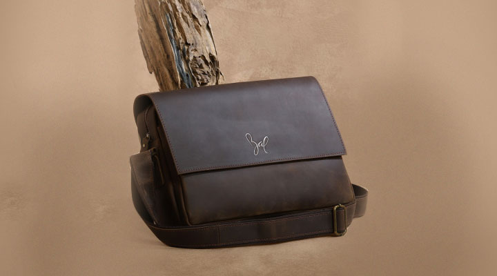 best genuine leather messenger bags