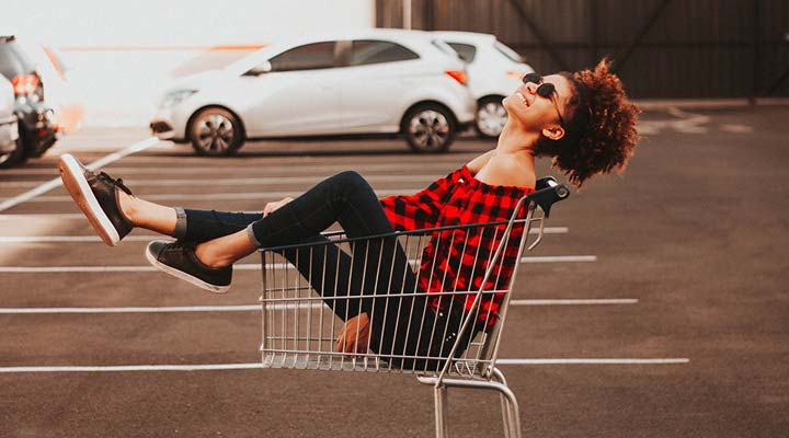 Ways to make shopping more exciting and fun