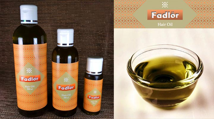 fadlor hair oil review