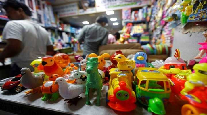 china goods in india