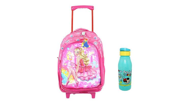 best trolley bag for girl kids